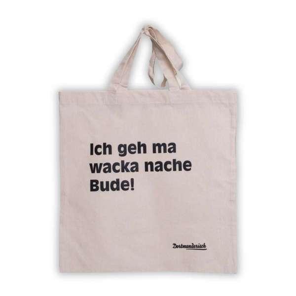 """Jutebeutel - """"Bude"""""""