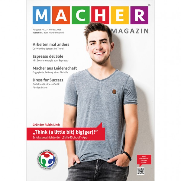 MACHERMAGAZIN Nr. 2