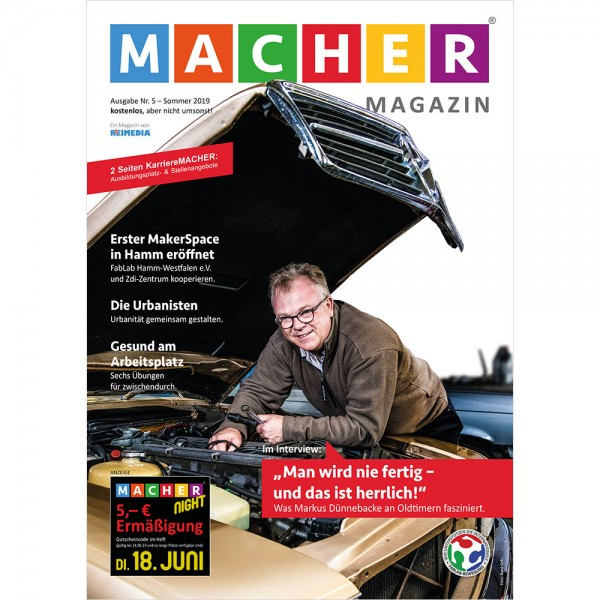 MACHERMAGAZIN Nr. 5