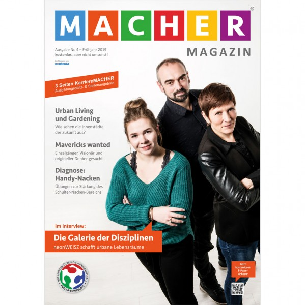MACHERMAGAZIN Nr. 4