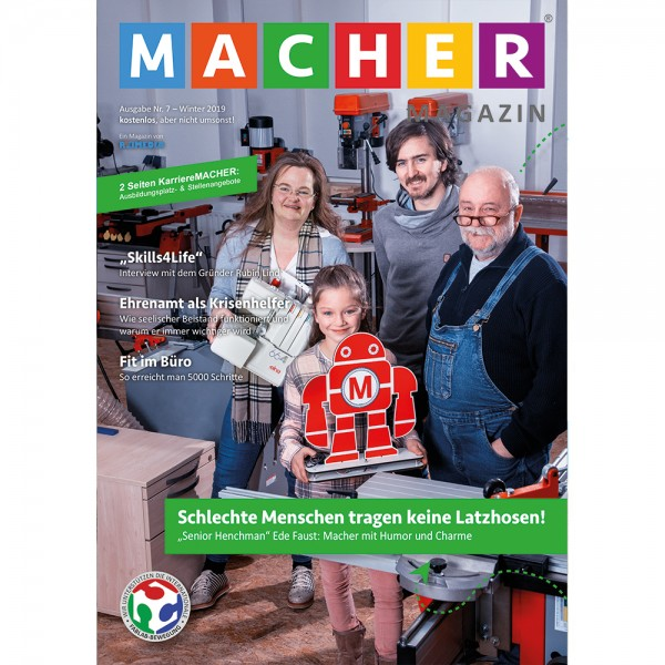 MACHERMAGAZIN Nr. 7